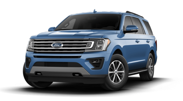 New 2019 Ford Expedition XLT SUV in Aberdeen, SD